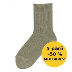 Vlněné ponožky | Economic