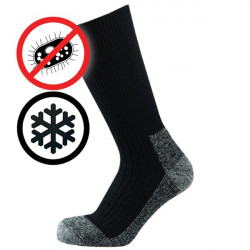 Antibakteriální Klasik TERMO | Ponožky KNITVA Fish and Hunt