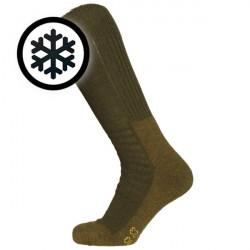 Extrémní zátěž TERMO | Ponožky KNITVA Fish and Hunt